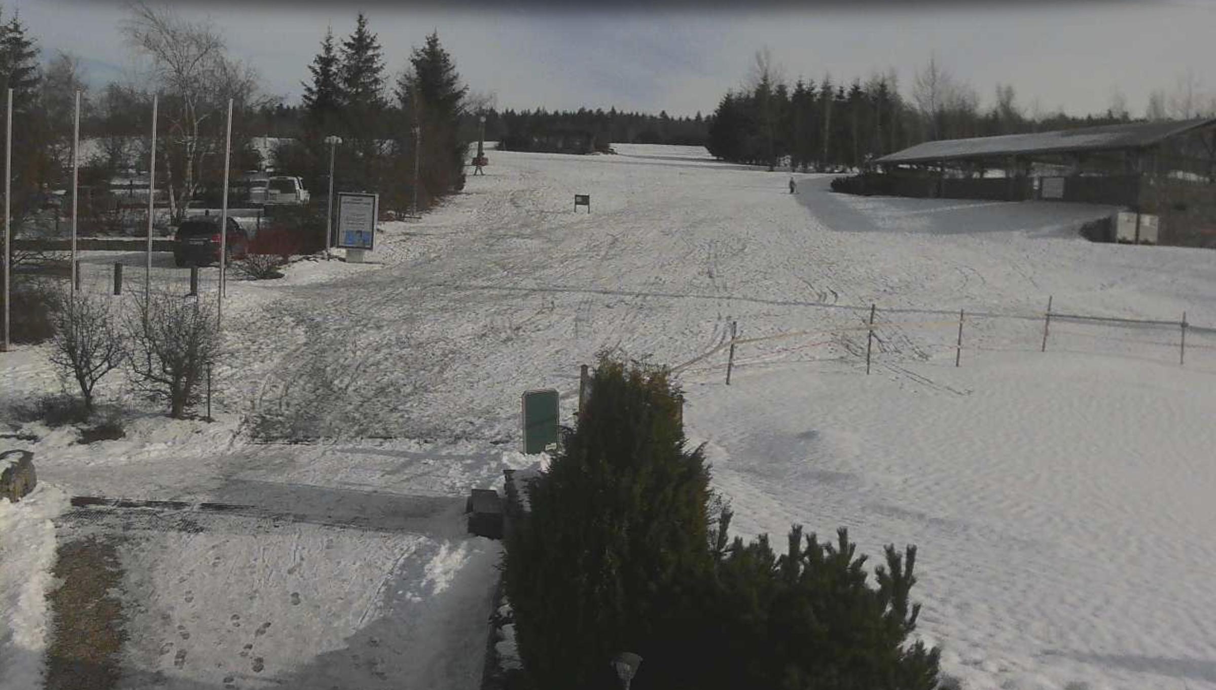 Aktuální počasí a sněhové podmínky